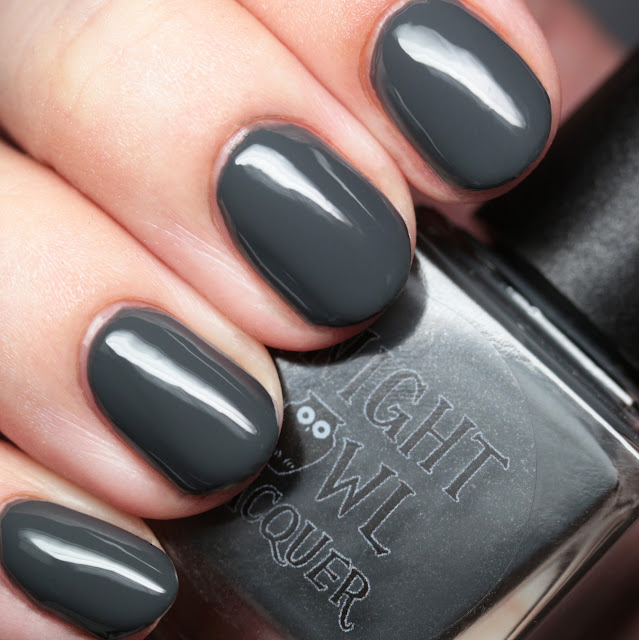 Night Owl Lacquer Howl at the Moon