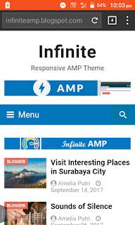 Top 3 Best Google Amp Blogger Templates (SEO Friendly)
