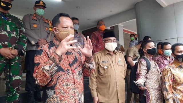 Mendagri Tito Karnavian Minta 270 Kepala Daerah Segera Cairkan NPHD untuk Pilkada Serentak