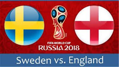 موعد عرض ومشاهدة مباراة السويد وإنجلترا كأس العالم 2018 في روسيا والقنوات الناقلة لها