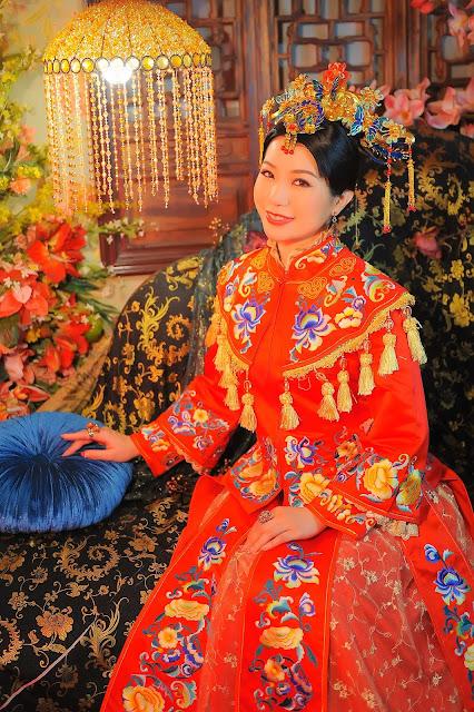 中華衣装|美人マジシャン!? アリス(有栖川 萌)公式ブログ|マジックショー,イリュージョン,手妻(和妻,和風手品)の全国出張承ります♪