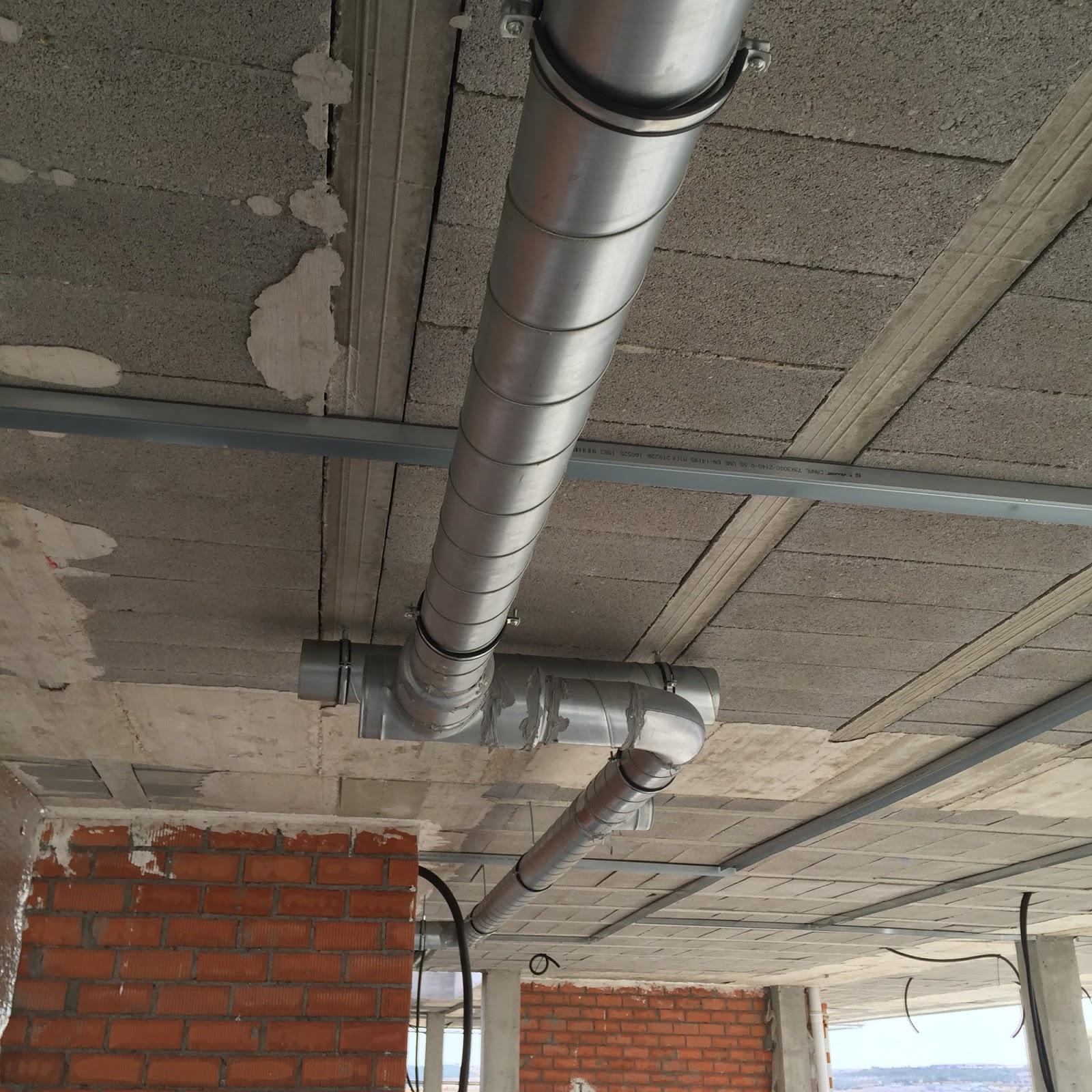 Instalaci n de aire acondicionado climatizaci n - Conductos de chapa ...
