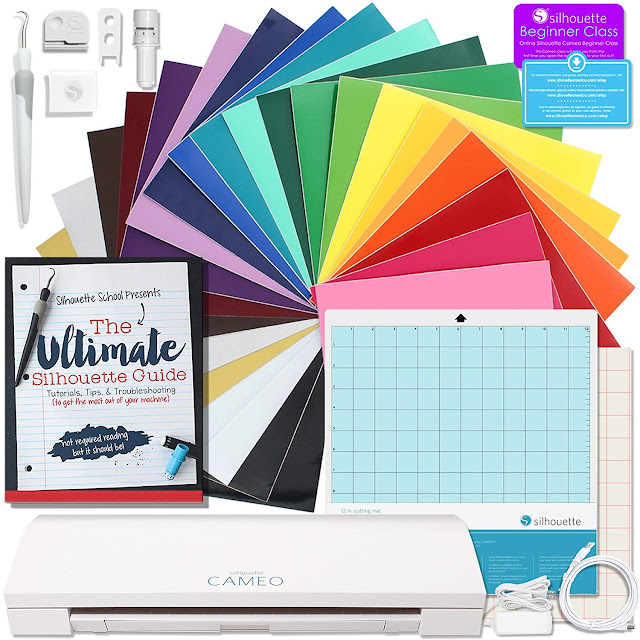 silhouette cameo bundle deals, Silhouette cameo 3 bundle deals, silhouette cameo guides,