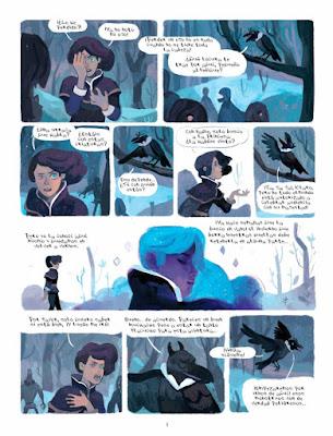 Comic: Review de Piel de mil bestias de Stéphane Fert - Editorial Nuevo Nueve
