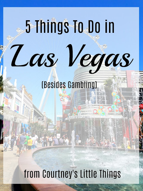 5 things to do in Vegas (besides gambling)