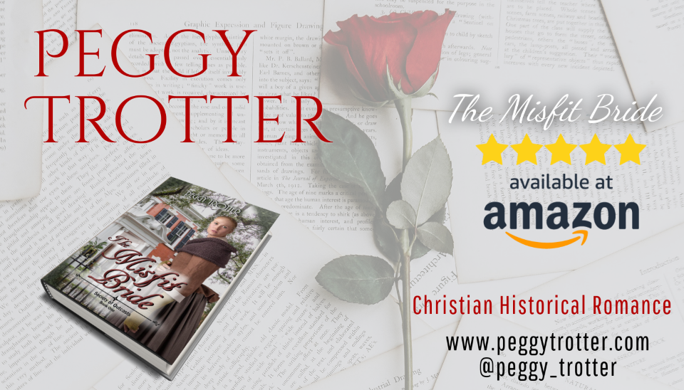 The Misfit Bride by Peggy Trotter
