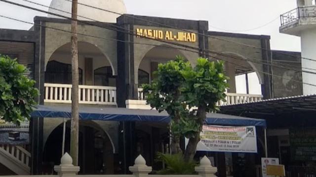 masjid al jihad rempoa