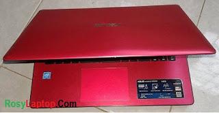 Asus X453SA Intel N3050 Red
