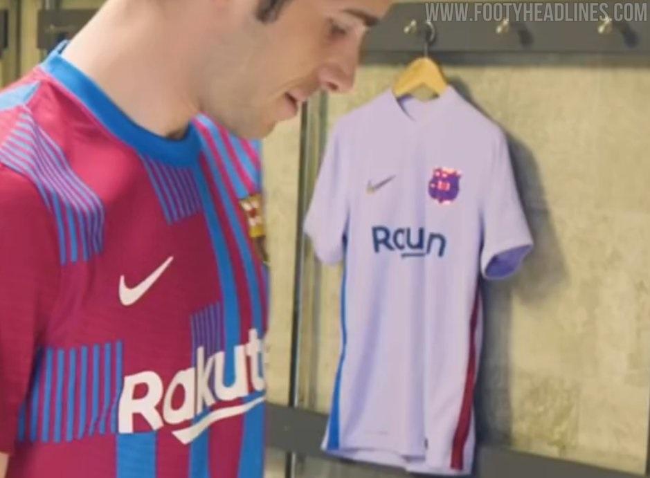 Buy Barcelona New Away Kit Cheap Online