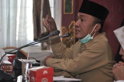 Bupati Lombok Barat (Lobar) Fauzan Khalid