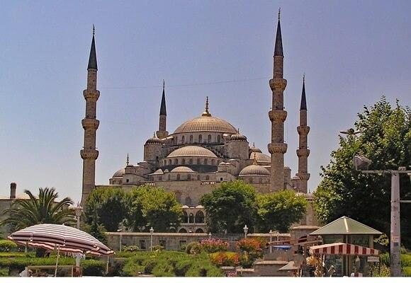 liburan ke istanbul turki