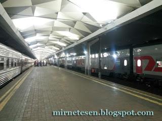 Москва - Питер самолёт или поезд?
