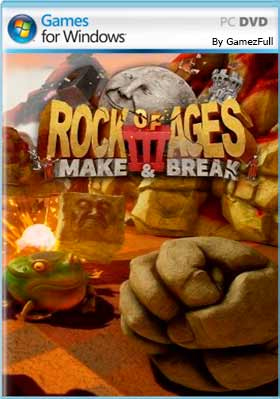 Descargar gratis Rock of Ages 3 para pc mega y google drive