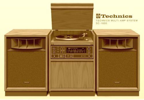 Technics SC-1600 (1969)