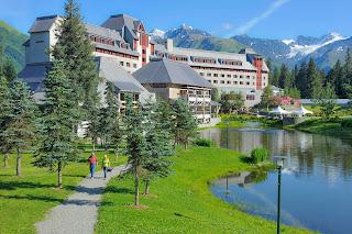 Alaska Honeymoon Cruises package