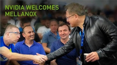 NVIDIA acquires MELLANOX in a $ 7 billion deal