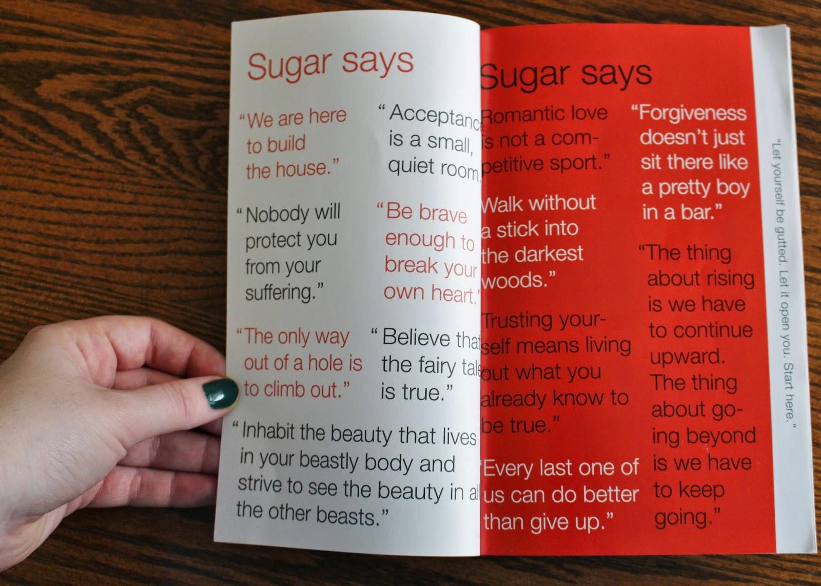 Tag Dear Sugar Booklikes