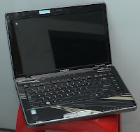 toshiba m505 second