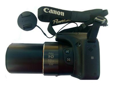 Zoom increíble 50X de la Canon Power Shot SX 540 Hs