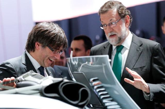 O presidente da Catalunha, Carles Puigdemont, não esclareceu, em sua resposta ao requisito do presidente do Governo central, Mariano Rajoy, se declarou a independência da comunidade autônoma na terça-feira passada.