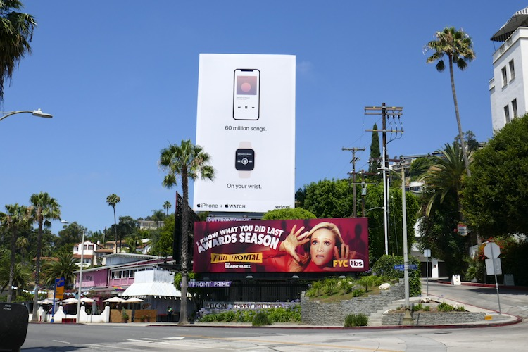 60m songs Apple iPhone Watch billboard