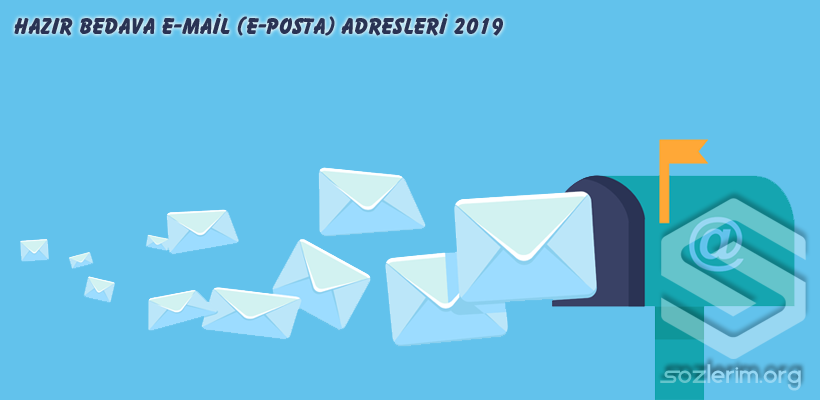 Hazır Bedava E-posta (E-mail) Adresleri 2019,bedava mail adresleri listesi,bedava gmail hesapları 2019,bedava gmail hesapları ve şifreleri,uygun e posta adresleri,hazır e posta 2019,fake e posta şifre,bedava gmailler