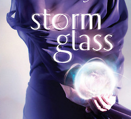 Book Review Storm Glass by Maria V. Snyder
