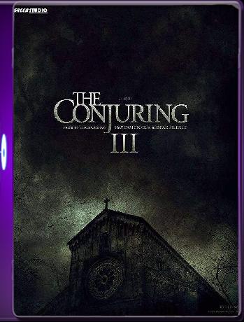 El Conjuro 3: El Diablo Me Obligó A Hacerlo [2021] (Web-DL HMAX 1080P) (60FPS) Latino [Google Drive]