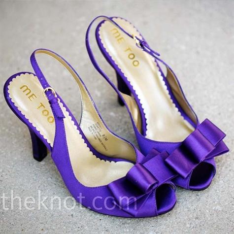 Purple Wedding Heel.A Wedding Addict Purple Wedding Shoes Fashion Gallery