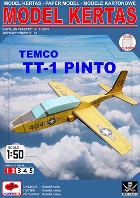 Image of 1/50 Temco TT-1 Pinto