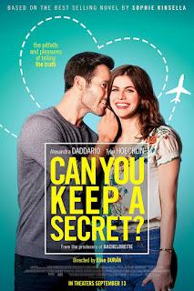 Can You Keep a Secret? 2019 English 720p WEBRip