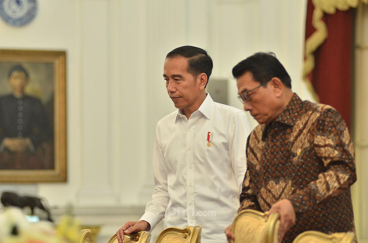 Upaya Ambil Alih Partai Demokrat oleh Moeldoko Demi Memuluskan Jalan Jokowi 3 Periode?