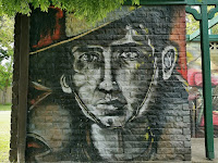 Picton Street Art | Mural by Joe Quilter