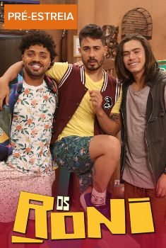 Os Roni 2ª Temporada Torrent – WEB-DL 720p Nacional<