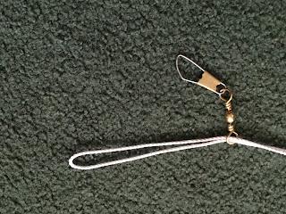 Attaching A Swivel To A Drop Line, Swivel, Drop Line Swivel