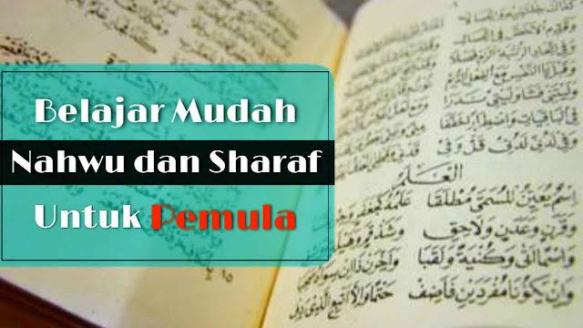 Perbedaan Nahwu dan Sharaf