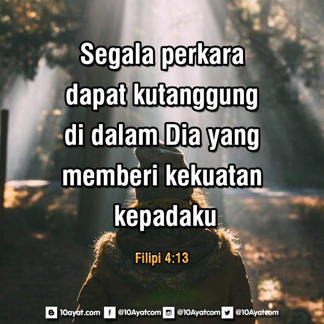 Filipi 4:13
