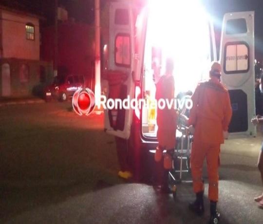 Assaltantes espancam homem durante tentativa de roubo na zona Leste