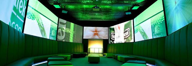 Tour pela Heineken Experience em Amsterdã