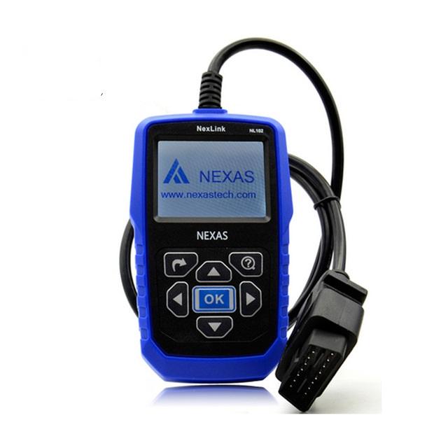 NEXAS NL102PLUS Heavy Truck Automotive Scanner With Diesel
