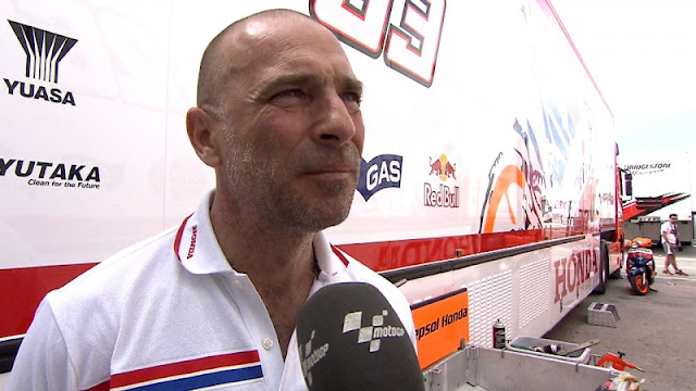 Livio Suppo : Saya Senang Rossi-Marquez Berdamai