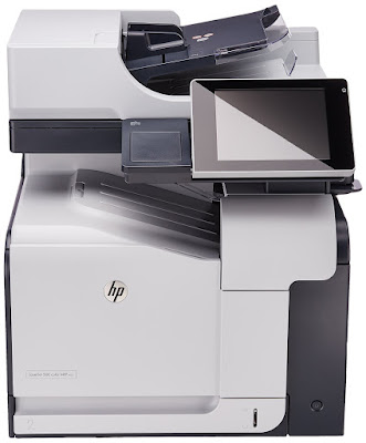 HP LaserJet 500 MFP M575f Driver Download