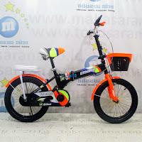 sepeda lipat anak erminio