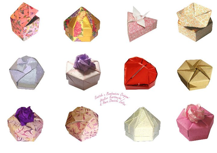 wedding+favor+bo Origami Fuse Box Instructions on
