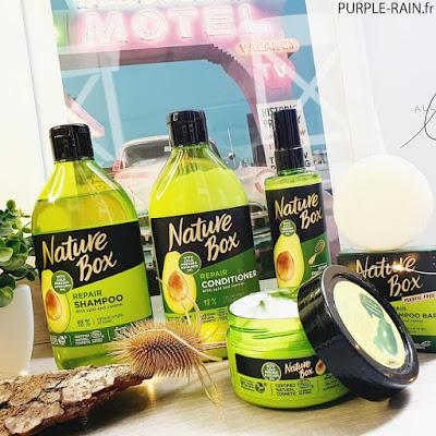 PurpleRain - Gamme Avacado - Nature Box