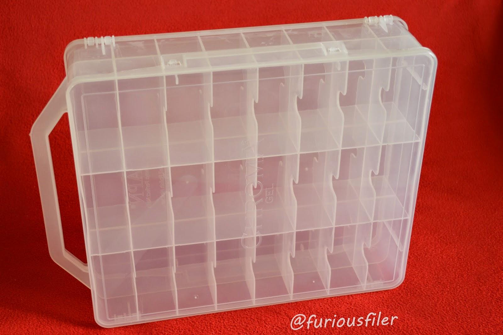 Nail Polish Storage Box & Nail Polish Storage Box - Listitdallas