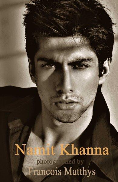 Hot Body Shirtless Indian Bollywood Model  Actor Namit -7932