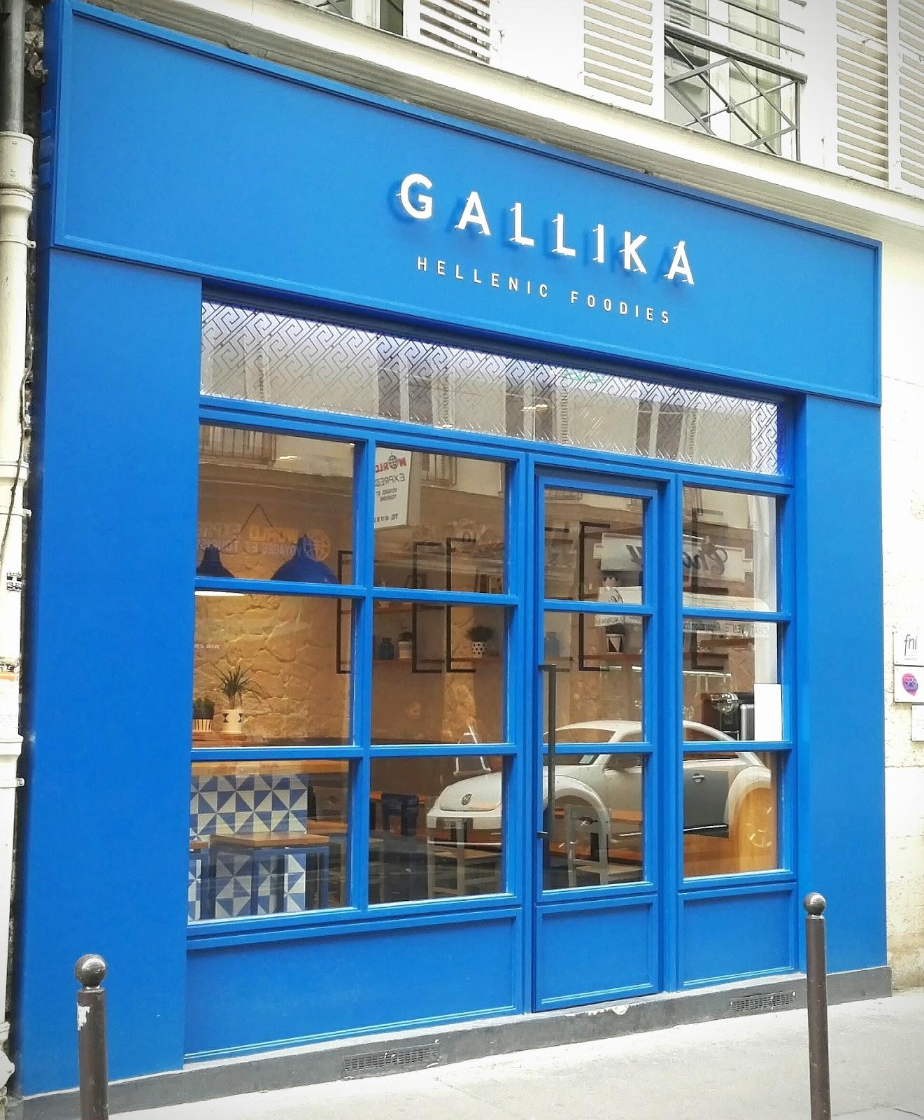 Les Tasters: Gallika