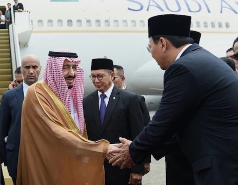 Ternyata.... Raja Salman Sudah Tahu Siapa Itu Ahok