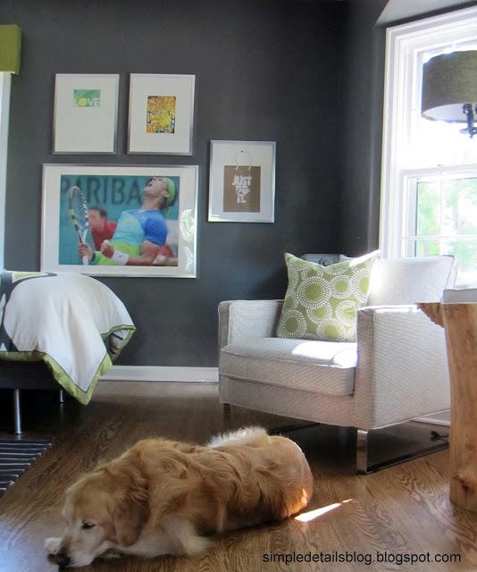 Ikea Boys Bedroom: Simple Details: Home Tour